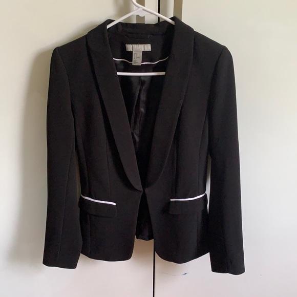 Never worn black blazer
